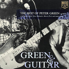 Green, Peter Green & Guitar: The Best Of Peter Green CD