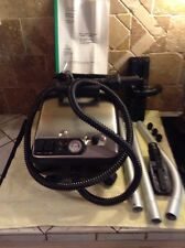 Vapor Steam Commerical Tile Grout Cleaning Machine Hydro-Force Model E98004 Used