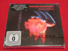 BLACK SABBATH - PARANOID [DELUXE EDITION] - NEW 3 DISC BOXSET - 0602517824447