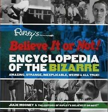 Ripley's Believe It or Not! Encyclopedia of the Bizarre-ExLibrary