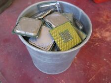 1LB 450GR INTEL 775 & AMD CPU's GOLD PLATED-NO PINS!! for gold scrap recovery