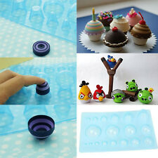 1Pc Plastic Paper Quilling Mould Half Ball Domes DIY Paper Craft Tool 13*20cmHGU