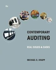 Contemporary Auditing: Real Issues and Cases  (ExLib)