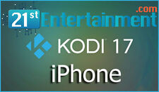 KODI For Apple iPhone. No Jailbreak Kodi 17 Fresh Install
