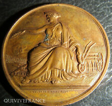 MED2349 - MEDAILLE COMICE AGRICOLE LILLE 1853  - FRENCH MEDAL
