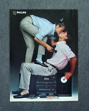 G770 - Advertising Pubblicità - 1989 - PHILIPS