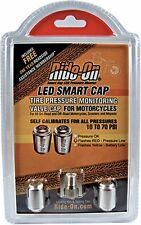 Motorcycle Tire SMART CAP Air Pressure Alarm with 1-year Road Side Assistance