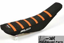 BUD seat cover KTM SX 85 (2013-16) PERFECT TRACTION SX85 - black + orange