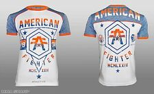 American Fighter by Affliction Oakland Tee Shirt White Medium