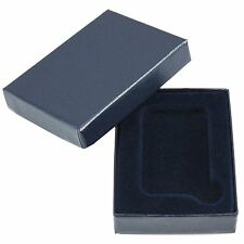 Laminated Cardboard Gift Box for 1oz Rectangle SilverTowne Coin
