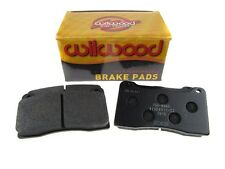 Wilwood Midilite Caliper Brake Pads MidRange Smart Race