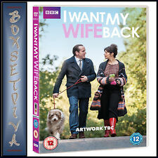 I WANT MY WIFE BACK - BBC SERIES *BRAND NEW DVD***