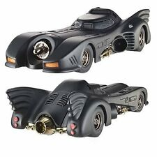 Hot Wheels 1:18 Batmobile Batman Returns Diecast Model Car Black CMC96