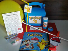 Pokemon pre-filled party/gift bag