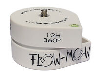 12 Hour Flow-Mow 360 Time Lapse compatible with GoPro®, DSLR, Phone
