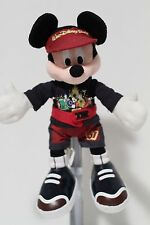 "Disney Mickey Mouse 10"" Plush Toy Doll 2007"