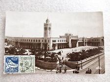 Algérie - Oran - La Gare (CPA Photo) - 1930