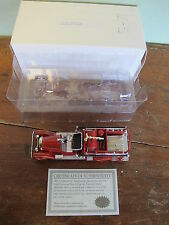 National Motor Museum Mint Die-Cast 1921 American Lafrance Pumper Fire Engine