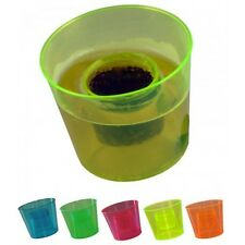 party cups!!!!  40- Durable Plastic bull blaster shot glasses