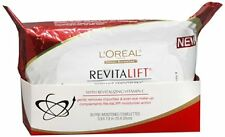 LOreal Dermo-Expertise Revitalift Wet Cleansing Towelettes 30 Each (Pack of 3)