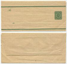 34593 - Ganzsache S 7 - Streifband - ungebraucht