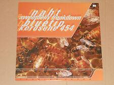 NAHT, SWEETBELLY FREAKDOWN, BLUETIP, KEROSENE 454 - 4er Split LP