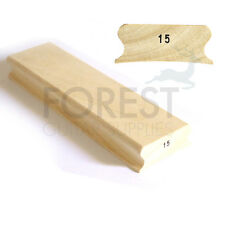 "Guitar fingerboard sanding and gluing radius 15"" block -  85x300mm"