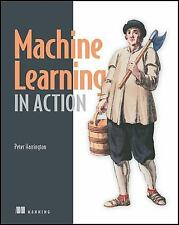 *FAST SHIP* - Machine Learning In Action (Manning) 2012E by Peter Harrington