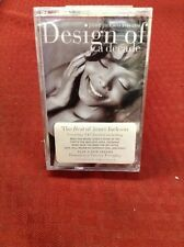 "NEW SEALED ""Janet Jackson"" Design of a decade Cassette Tape (G)"