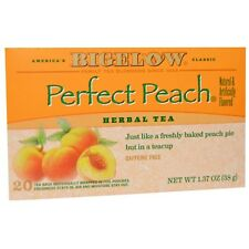 Bigelow Perfect Peach Herbal Tea - 20 tea bags