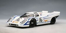 AUTOart 87086 PORSCHE 917K model 12hr Sebring 1970 ELFORD & AHRENS 1:18th scale