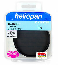 Heliopan 77mm SH-PMC Slim Circular Polarizer C-PL Filter SCHOTT GLASS 707740
