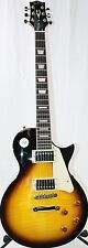 Jay Turser JT-220D LP Style Electric Guitar - Tobacco Sunburst - NEW !!!