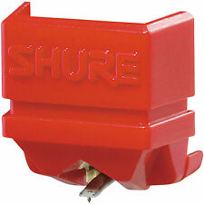 Shure N92E Replacement Needle (Diamond Stylus) for M92E Hi-Fi Cartridge (Red)