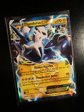 EX THUNDURUS EX Pokemon PROMO Card BW81 Black Star Set Collector Tin Black&White