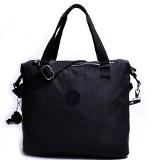 BNWT AUTHENTIC Kipling Top-Handle Large Tote Bag BLACK BT217