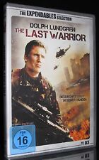 DVD THE LAST WARRIOR - THE EXPENDABLES SELECTION - DOLPH LUNDGREN *** NEU ***