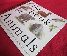 The book of ANIMALS: Helen Martin, Judith Simpson & Anne Bowman  RARE!  in MELB