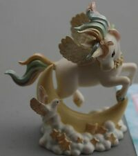 "Unicorn Figurine ""Moonbeam Dreams""; The Hamilton Collection (#1958B)"