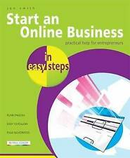 Start an Online Business in Easy Steps: Practical Help for Entrepreneurs,Smith,