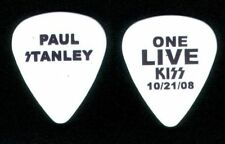 "KISS Guitar Pick Paul Stanley ""One Live KISS"" DVD Promo Plectron Plec"