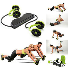 Home Revoflex Xtreme Total Body Fitness Gym Abs Trainer Resistance Exercise New