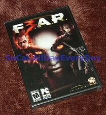F.3.A.R FEAR 3 (PC-DVD) BEAND NEW & SEALED First Encounter Assault Recon f3ar e