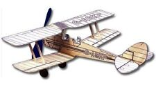 Tiger Moth: West Wings Rubber Powered Balsa Wood Model Plane Kit WW415