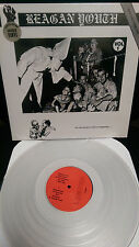 REAGAN YOUTH Vol.1  LP U.S.A. Punk Rock Degenerated Go Nowhere New Aryans