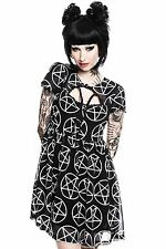 Brand New Hayley Hex Tea Dress da killstar Taglia M gothic goth Vamp