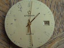 ETERNA ESA Quartz movement  Cal. 955.111 for parts.