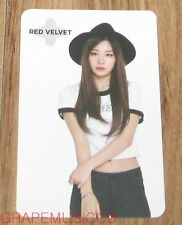 RED VELVET SMTOWN COEX Artium SUM GOODS SEULGI LIMITED EDITION PHOTO CARD