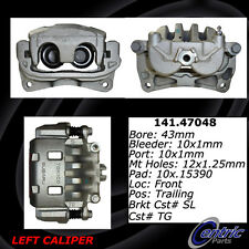 Centric Parts 141.47048 Front Left Rebuilt Brake Caliper With Hardware