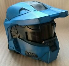 Halo Master Chief style Different colors Custom Fiberglass Motorcycle Helmet